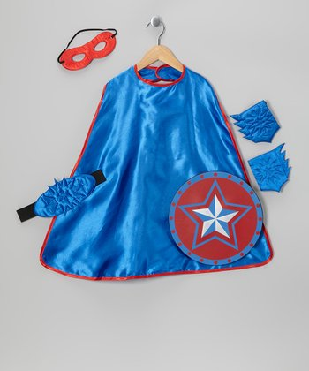 Blue & Red Hero Set - Toddler & Kids
