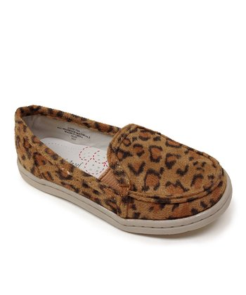 Little Angel Leopard Love Flat