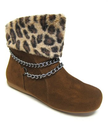 Camel Sally Boot