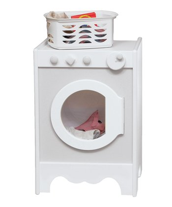 White Play Washer