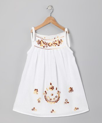 Golden Brown Lolita Dress - Infant, Toddler & Girls