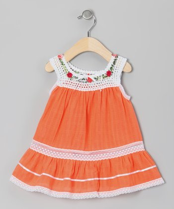 Nectarine Lucila Dress - Toddler & Girls