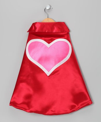 Red Heart Two-Ply Cape
