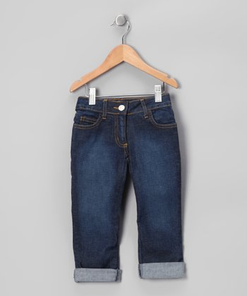 Denim Hopscotch Jeans - Toddler & Girls