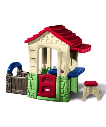 Secret Garden Playhouse