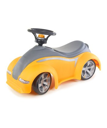 Orange Sport Coupe Ride-On