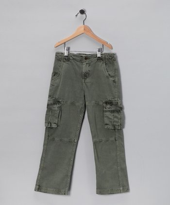 Moss Cargo Pants - Infant & Boys