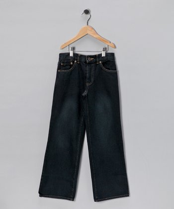 Dark Wash Jeans - Infant & Boys