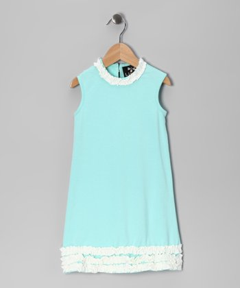 Mint Bertoia A-Line Dress - Infant, Toddler & Girls