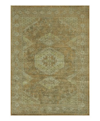 Antique Bronze Atelier Rug