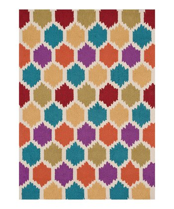 Rainbow Juliana Rug