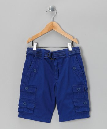 Royal American Hawk Shorts - Boys