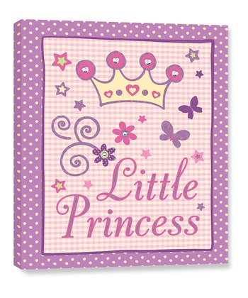 Little Princess Wall Canvas