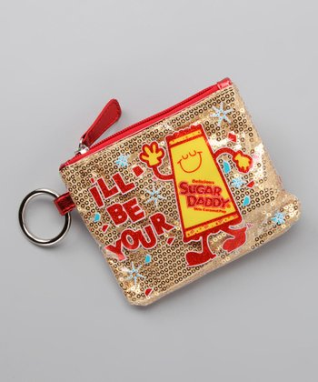 Tan Sugar Daddy Coin Purse