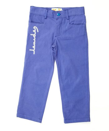 Blue Pants - Infant & Toddler