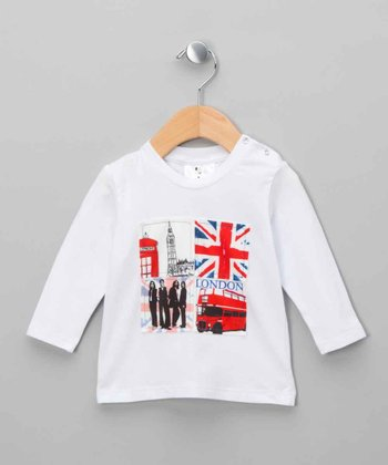 White London Tee - Infant & Toddler