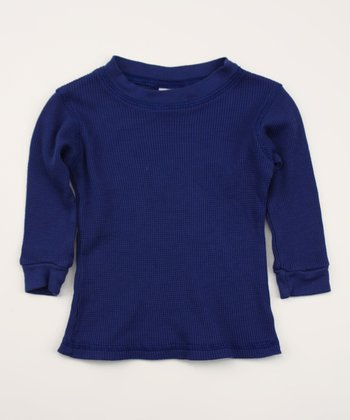 Astro Blues Organic Thermal - Infant