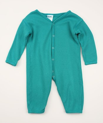 Fairway Thermal Organic Playsuit - Infant