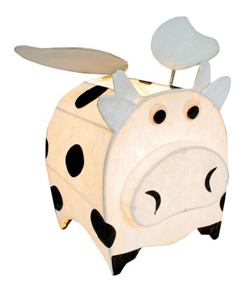 Cosmo the Cow Nighttime Pals Lamp