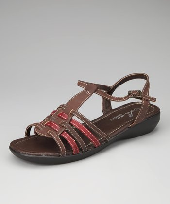 Brown Erika 24 Sandal