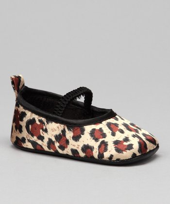 Brown Leopard Flat
