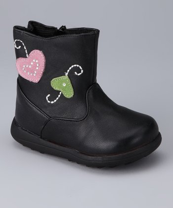 Black Heart Boot