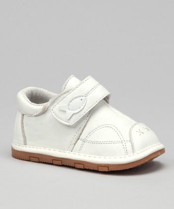 Luna Shoes White Fish Shoe