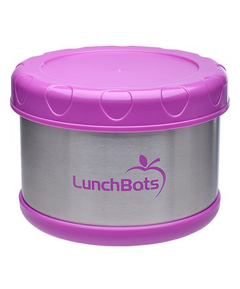 Pink 16-Oz. Insulated Food Container