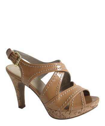 New Tan Tierra Sandal