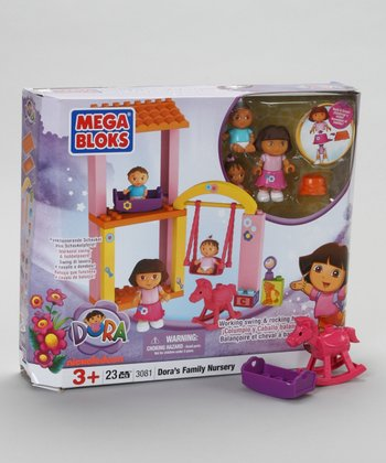Dora's Family Nursery Set