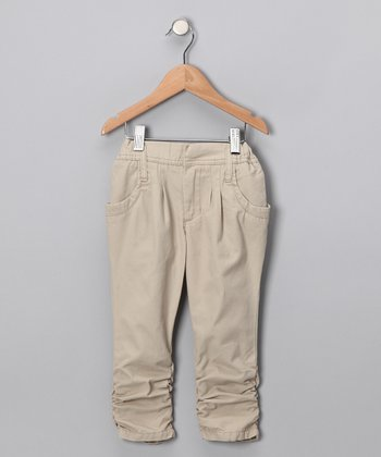 Sesame	 Cropped Pants - Infant & Toddler