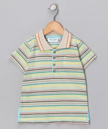 Sandshell Ketil Polo - Boys