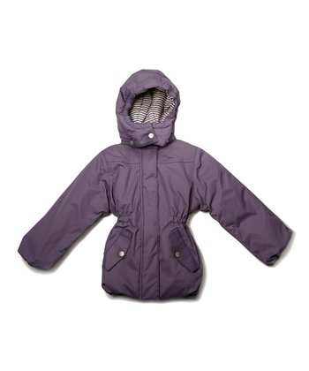 Purple Sage Nelly Jacket - Toddler & Girls