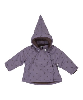 Purple Heart Wang Jacket - Infant, Toddler & Girls