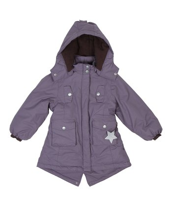 Purple Heart Winnia Jacket - Toddler & Girls