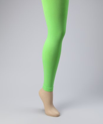 Lime Leggings Set