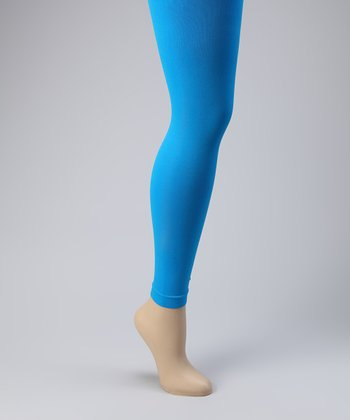 Turquoise Leggings Set