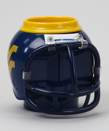 West Virginia Helmet Mug