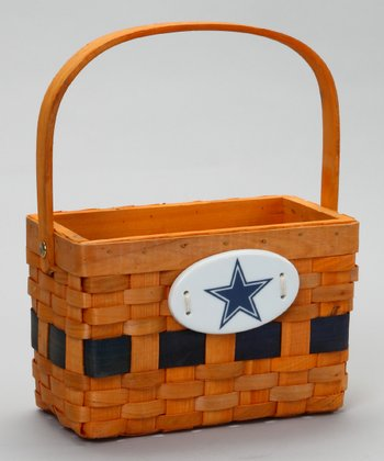 Dallas Cowboys Cutlery Basket