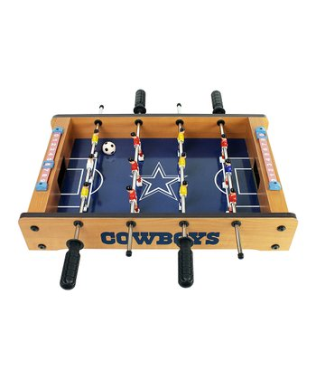 Dallas Cowboys Tabletop Foosball Set