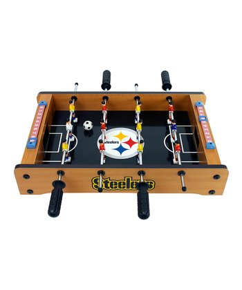 Pittsburgh Steelers Tabletop Foosball Set