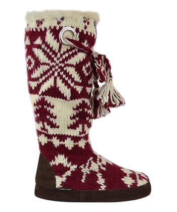 Chianti & Vanilla Grace Boot - Women