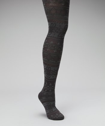 Blue Steel & Ash Tights - Women