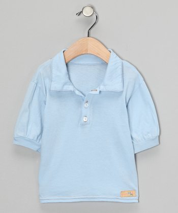 Baby Blue Polo - Infant, Toddler & Kids