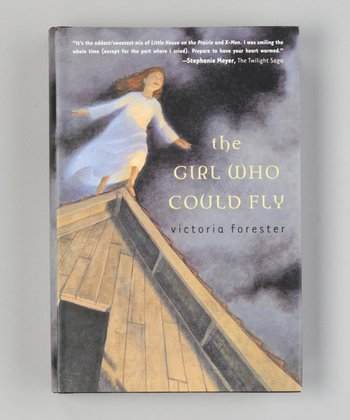 The Girl Who Could Fly Hardcover