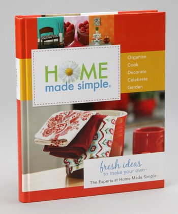 Home Made Simple Hardcover