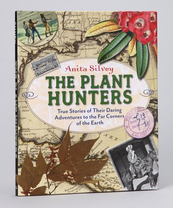 The Plant Hunters Hardcover