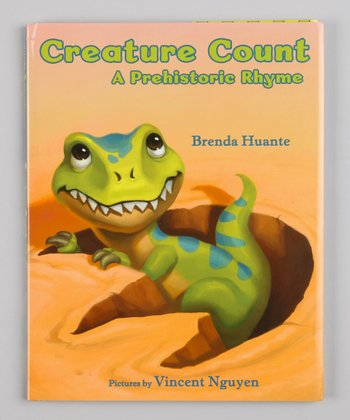 Creature Count Hardcover