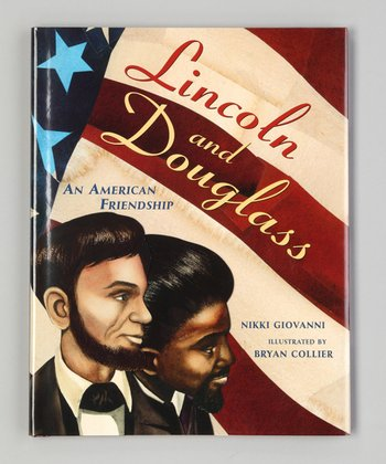 Lincoln and Douglass Hardcover