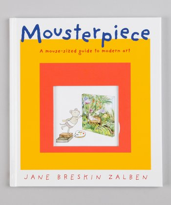 Mousterpiece Hardcover